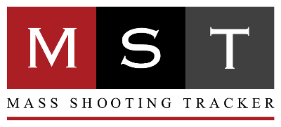 Mass Shooting Tracker logo